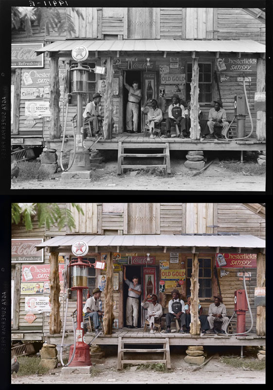 'Old-Gold',-Country-store,-1939-photo-chopshop-original