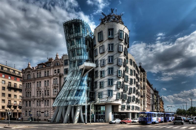 Picture of the Day: Prague's Dancing House