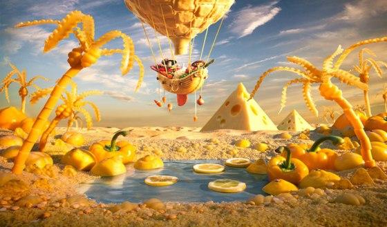Yellow-Oasis-carl-warner