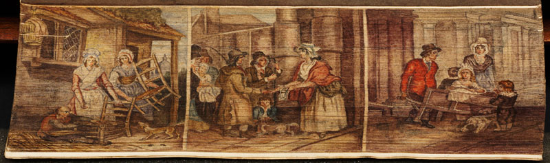 cries-on-london-fore-edge-book-painting