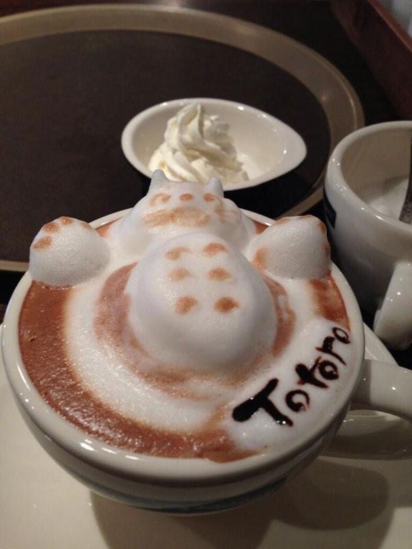 15 Unbelievable Latte Artworks By Mattsun 171 Twistedsifter