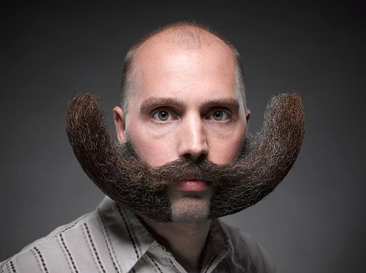 Epic Highlights from the National Beard and MustacheChampionships