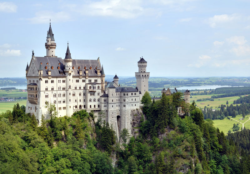 Picture of the day neuschwanstein castle twistedsifter - Cochem alemania ...