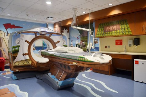 new york presbyterian childrens hopsital ct scanner pirate sailor themed (1)