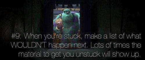 pixar's 22 rules of storytelling as image macros (10)