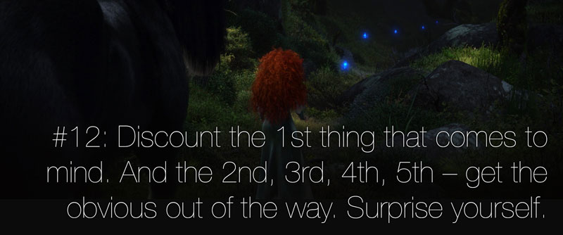 pixar's 22 rules of storytelling as image macros (13)