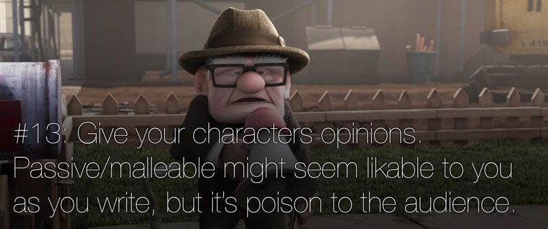 pixar's 22 rules of storytelling as image macros (14)