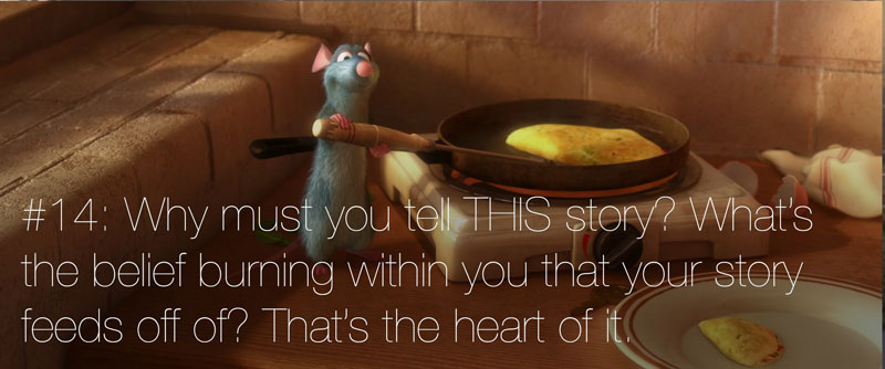 pixar's 22 rules of storytelling as image macros (15)