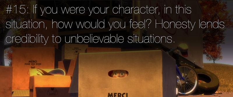 pixar's 22 rules of storytelling as image macros (16)