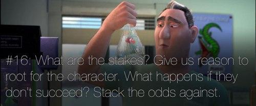 pixar's 22 rules of storytelling as image macros (17)