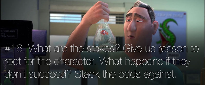 pixar's 22 rules of storytelling as image macros (17)
