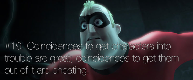 pixar's 22 rules of storytelling as image macros (20)
