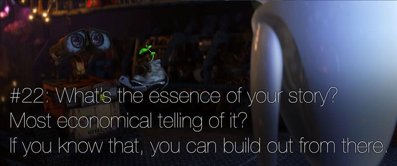 pixar's 22 rules of storytelling as image macros (23)