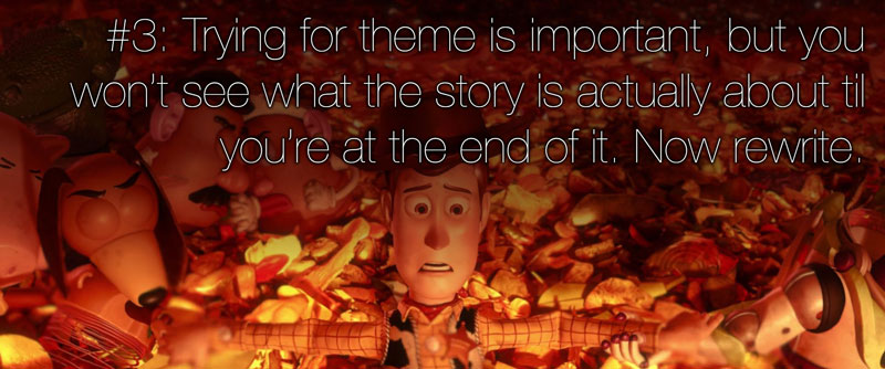 pixar's 22 rules of storytelling as image macros (4)