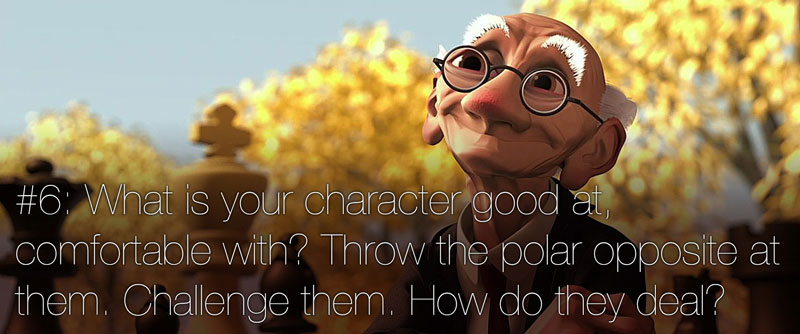 pixar's 22 rules of storytelling as image macros (7)