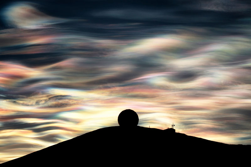 Polar stratospheric clouds nacreous clouds antarctica by deven stross (1)