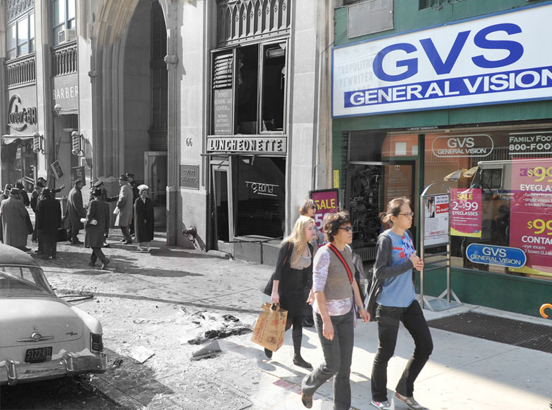 vintage photos of new york superimposed onto present day pics marc hermann (3)