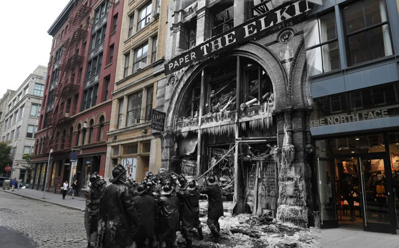 vintage photos of new york superimposed onto present day pics marc hermann (8)