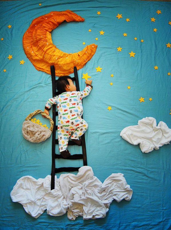 artist-queenie-liao-turns-nap-time-into-adventure-for-baby-son (1)