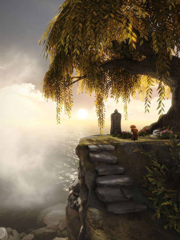 brother a tale of two sons infinitesadnessalt 40 Cinematic Landscape Stills from Video Games