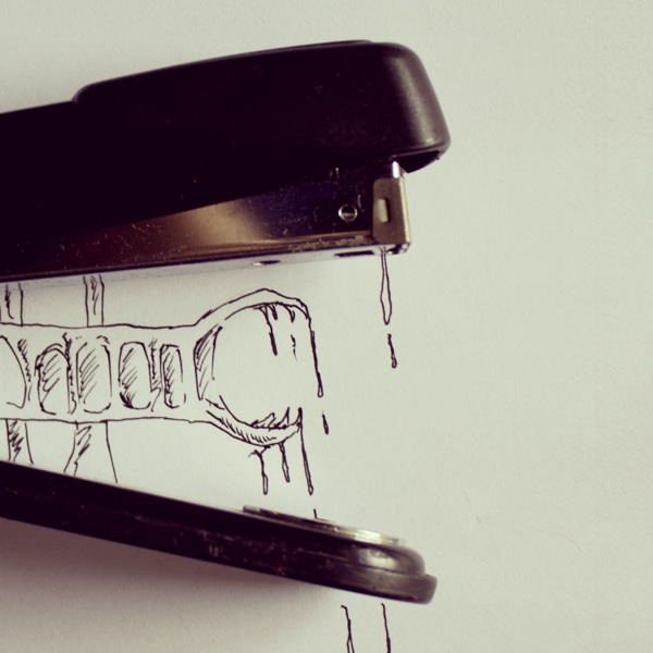 doodles with everyday objects javier perez (15)