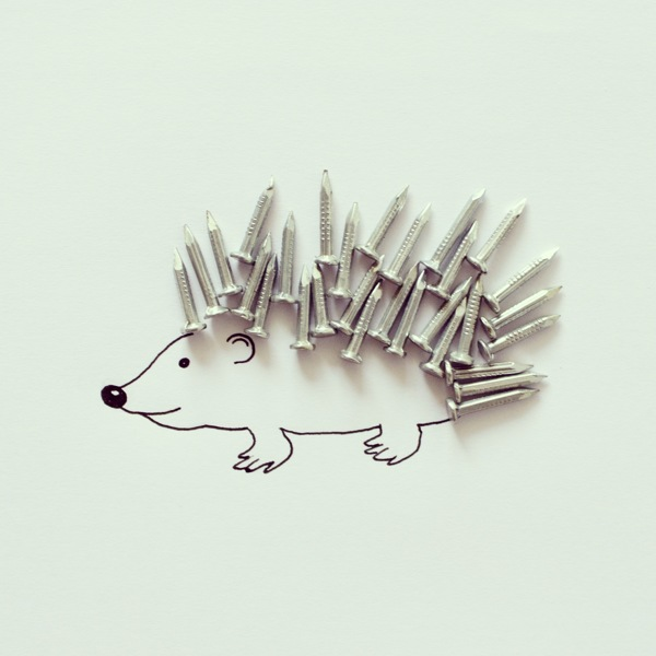 doodles with everyday objects javier perez (6)