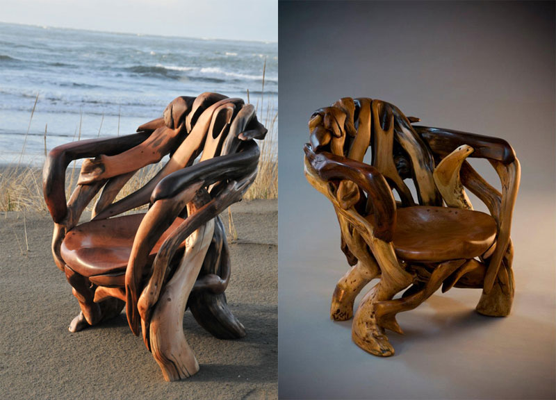 Driftwood Furniture For Sale #25: Assorted Chairs/Thrones