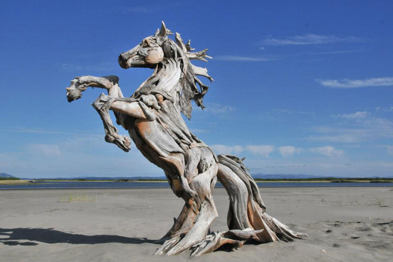 Finest The Most Amazing Driftwood Sculptures You Will See Today  XR18