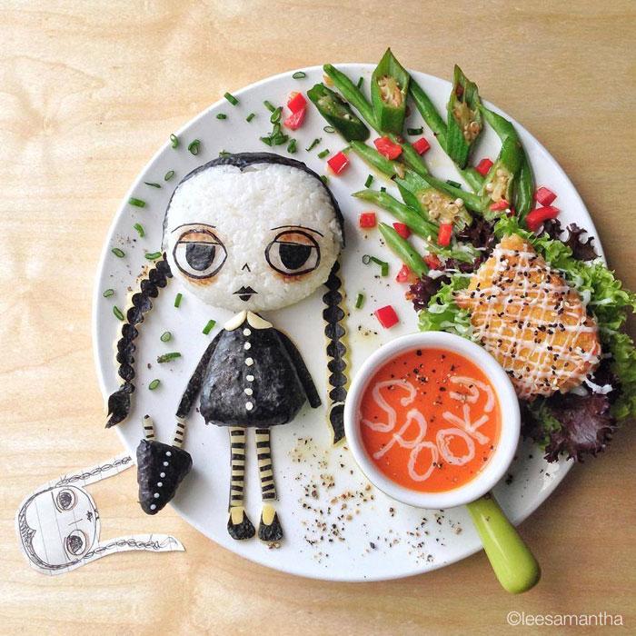 food art by lee samantha (9)