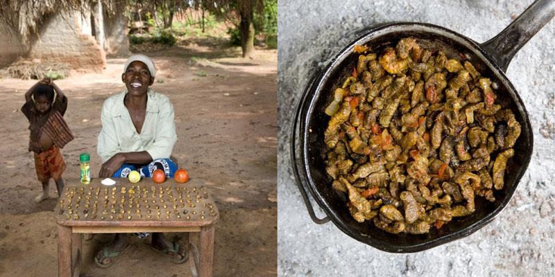 malawi grandmothers cook signature dish portraits gabriele galimberti Grandmothers Posing with their Signature Dish
