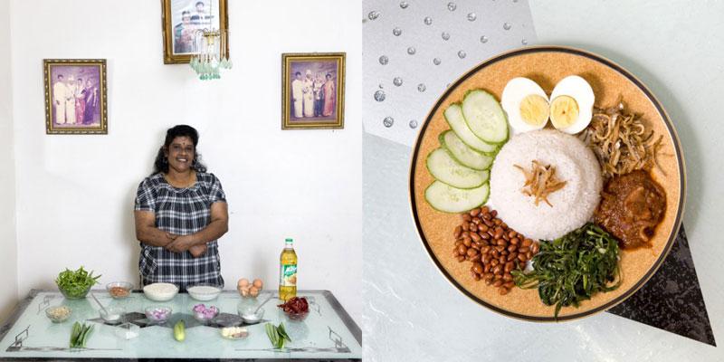 malaysia grandmothers cook signature dish portraits gabriele galimberti Grandmothers Posing with their Signature Dish