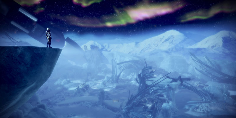 mass effect 2 longkissgoodnight 40 Cinematic Landscape Stills from Video Games