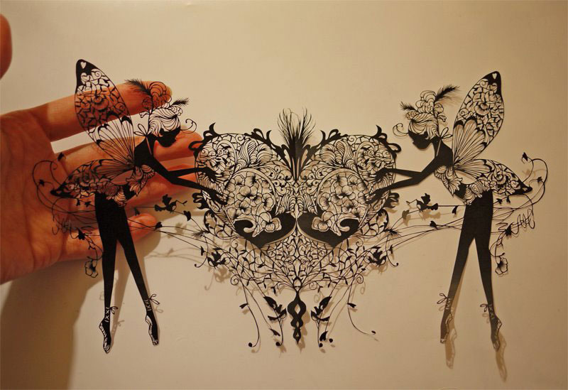 paper art with scissors by hina aoyama (2)