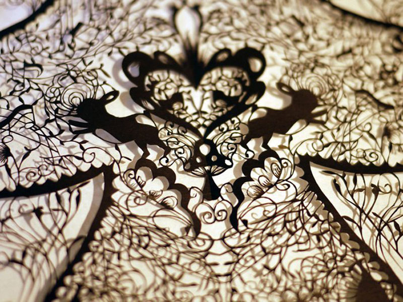 paper art with scissors by hina aoyama (4)