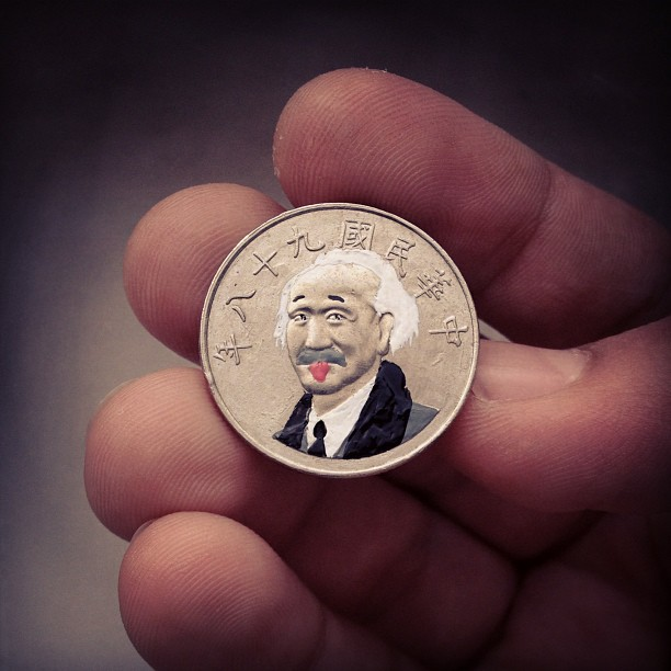 pop culture portraits painted onto coins by andre levy (17)
