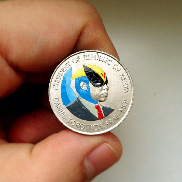 pop culture portraits painted onto coins by andre levy (5)