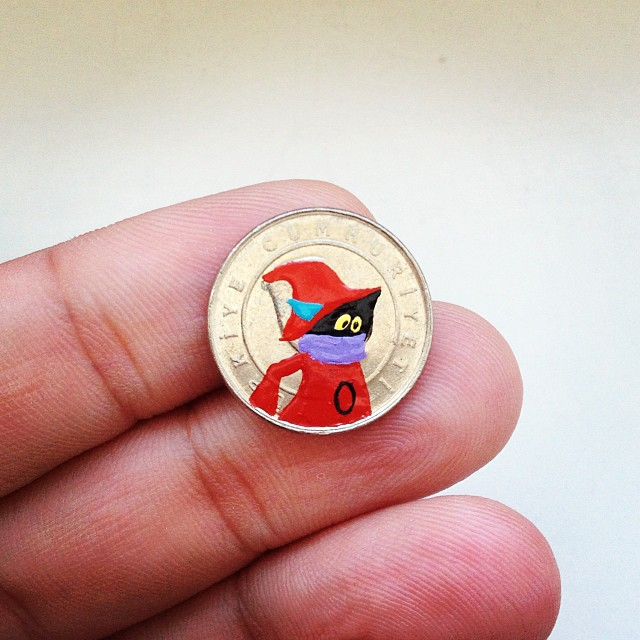 pop culture portraits painted onto coins by andre levy (7)