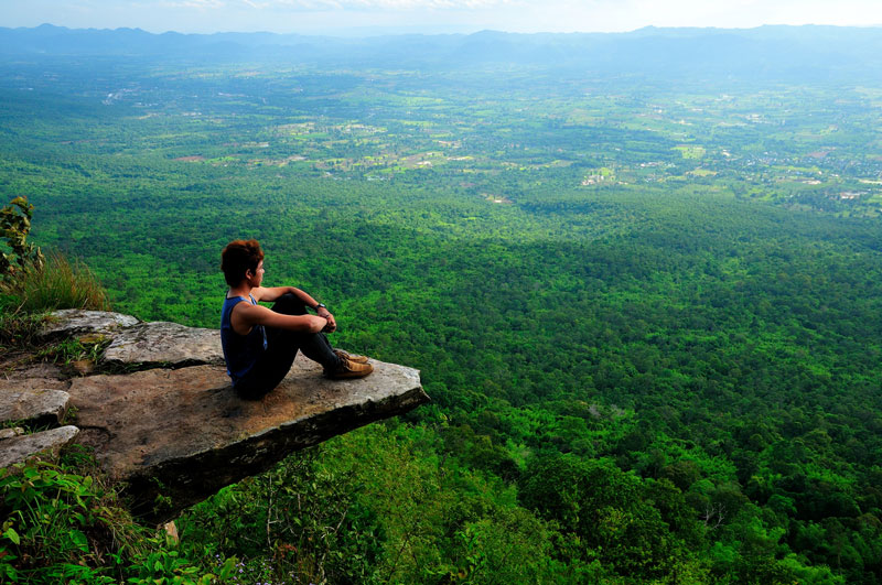 Sai-Thong-National-Park-Chaiyaphum-thailand-outlook-rock-point