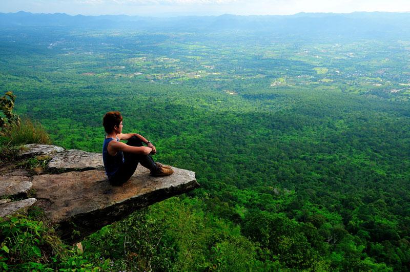Sai-Thong-National-Park-Chaiyaphum-thailand-outlook-rock-point