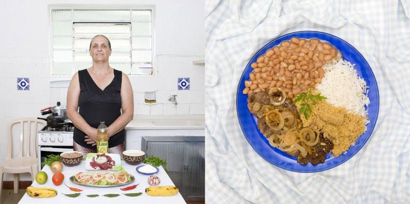 sao paulo grandmothers cook signature dish portraits gabriele galimberti Grandmothers Posing with their Signature Dish