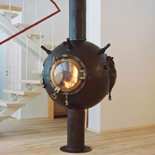 sea mines repurposed into furniture by mati karmin (9)