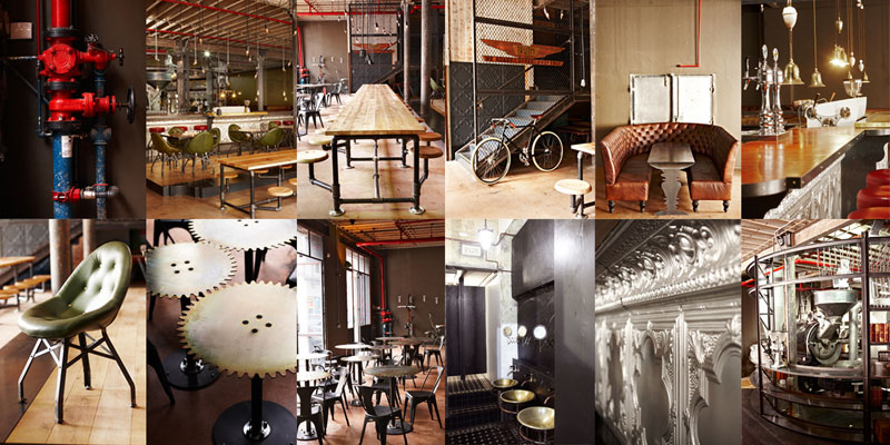 steampunk coffee house in cape town south africa truth (13)