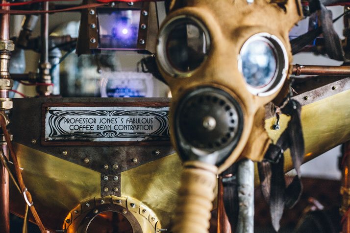 Steampunk Coffee House In Cape Town S O M F