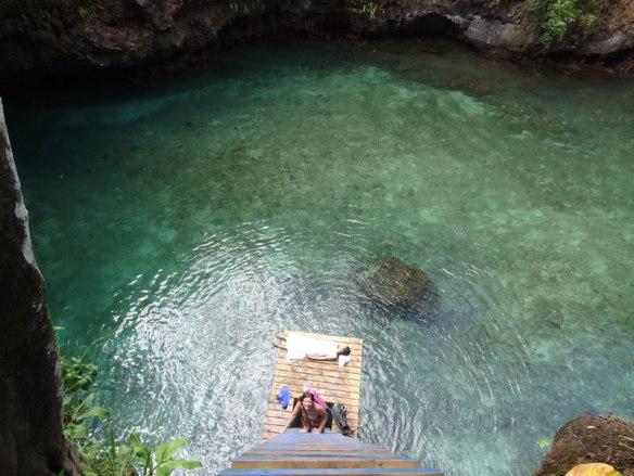 to sua ocean trench lotofaga upolu samoa natural swimming hole (3)