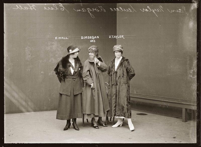 Vintage Candid Mugshots of Dapper Criminals 1920s (13)