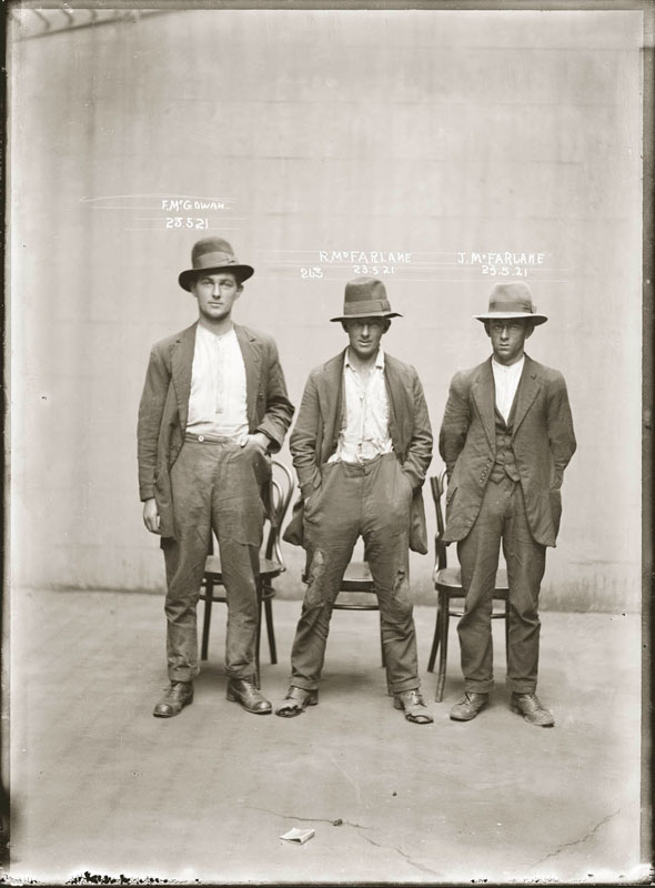 Vintage Candid Mugshots of Dapper Criminals 1920s (15)