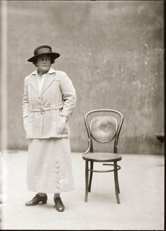 Vintage Candid Mugshots of Dapper Criminals 1920s (16)
