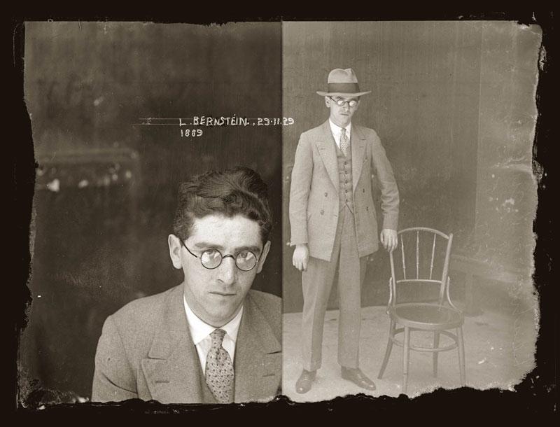 Vintage Candid Mugshots of Dapper Criminals 1920s (20)