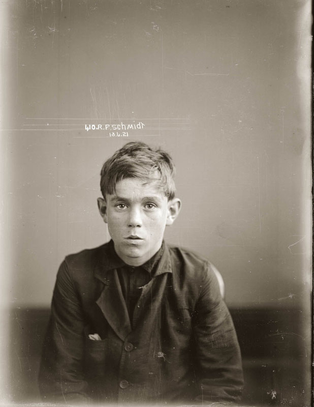 Vintage Candid Mugshots of Dapper Criminals 1920s (24)