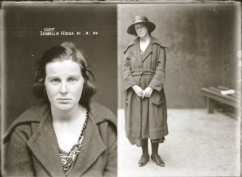 Vintage Candid Mugshots of Dapper Criminals 1920s (3)